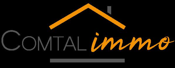 logo Comtal Immo - Agence immobilière en Aveyron